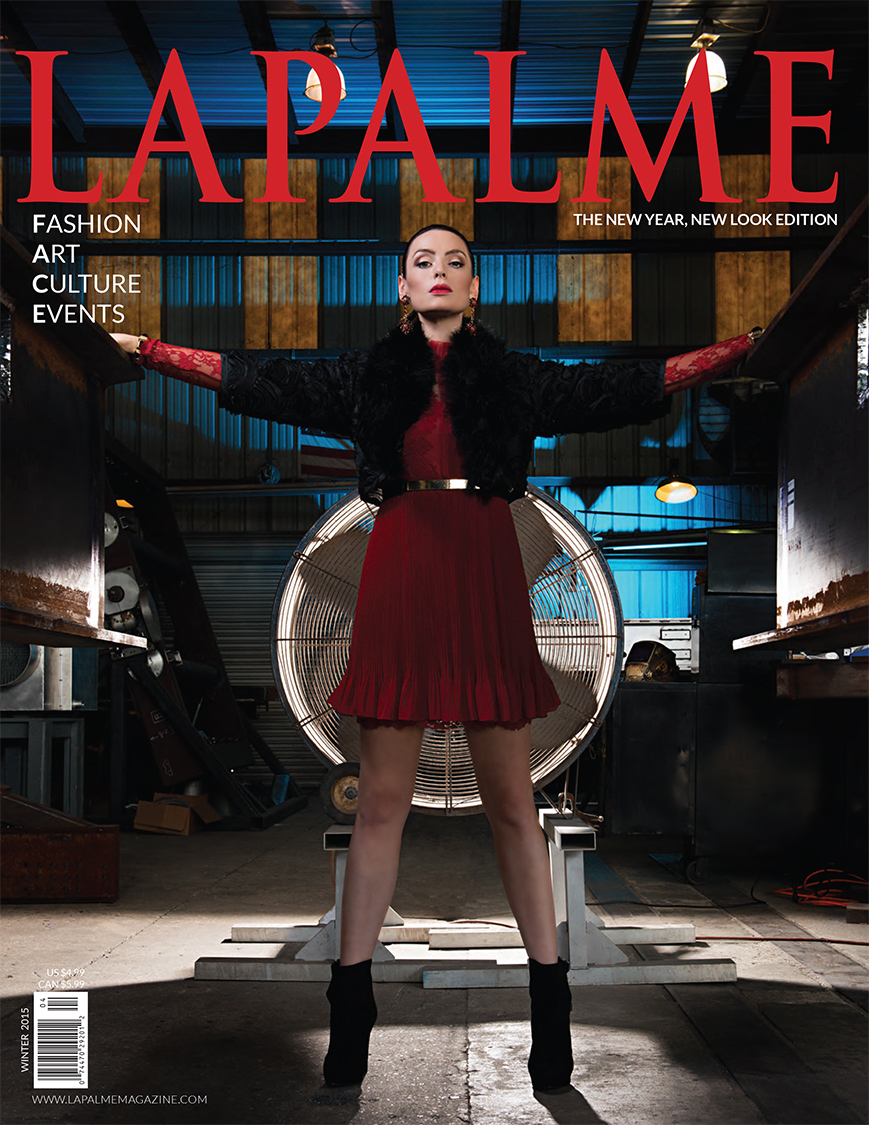 LAPALME Cover Winter 2015 1